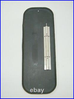 Vintage Penn Reels Thermometer 16 X 6 Metal Sign