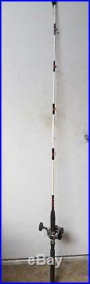 Vintage Penn Rod Reel Combo Long Beach 3360C 6ft Medium Action 15-30lb Line