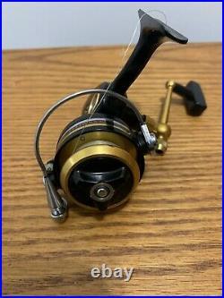 Vintage Penn SPINFISHER 716 Z Ultra Light Spinning Fishing Reel in Box/Manuals