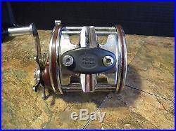 Vintage Penn Salt Water Fishing Reels 113H Special 4/0 Senator + Longbeach 68