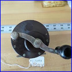 Vintage Penn Sea Hawk fishing reel early model (lot#11193)