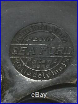 Vintage Penn Seaford Fishing Reel Extremely Rare NICE! J18