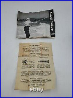 Vintage Penn Seagate Lightweight Spool Saltwater Reel Fishing Original Box L2