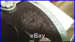 Vintage Penn Senator 10/0 Deep Sea Reel with Rod Clamp & Harness Made in U. S. A