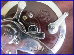 Vintage Penn Senator 113HLW 4/0 Big Game Reel withNEWELL CONVERSION EXEC COND