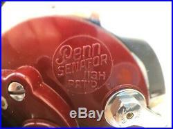 Vintage Penn Senator 113H 4/0 NOS Excellent New in Box