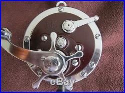 Vintage Penn Senator 114H 6/0 Big Game Reel withBAKELITE Handle EXEC COND