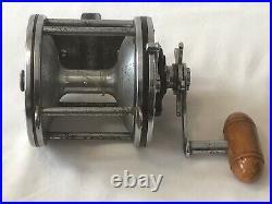 Vintage Penn Senator 114H High Speed Conventional Saltwater FishingTrolling Reel