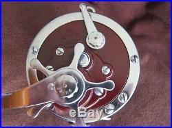 Vintage Penn Senator 114 6/0 Big Game Reel withBAKELITE Handle EXEC COND