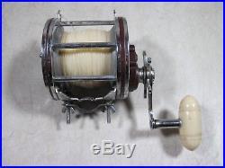Vintage Penn Senator 114-H Deep Sea Big Game Saltwater Fishing Reel USA