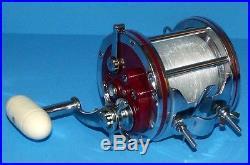 Vintage Penn Senator 114-H Fishing Reel
