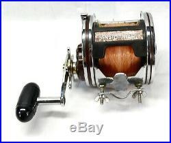 Vintage Penn Senator 114hl 6/0 High Speed Saltwater Fishing Reel 201801017d