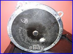 Vintage Penn Senator 12/0 Big Game Fishing Reel Bakelite Knob Philadelphia USA