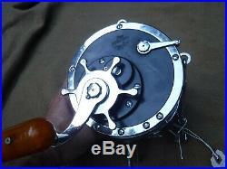 Vintage Penn Senator 12/0 Big Game Shark Fishing Reel Chrome
