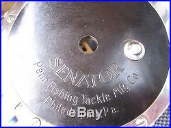 Vintage Penn Senator 12/0 Deep Sea Fishing Reel. No spool but with Box