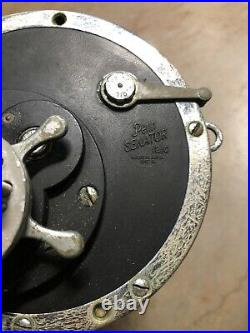 Vintage Penn Senator 12/0 Reel Made in USA. Altered