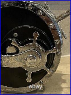 Vintage Penn Senator 14/0 Fishing Reel With Hardware For Restoration Only