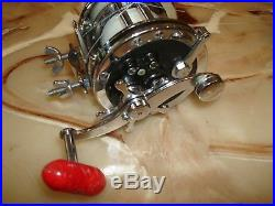 Vintage Penn Senator 1/0 Conventional Reel made in USA- MINT- Must See