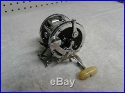 Vintage Penn Senator 1/0 Saltwater Game Fishing Reel