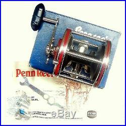 Vintage Penn Senator 3/0 Special 112 H Made in USA Philadelphia Neu in Box