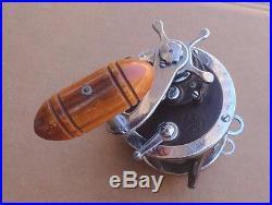 Vintage Penn Senator 4/0 113H Salt Water Fishing Reel USA