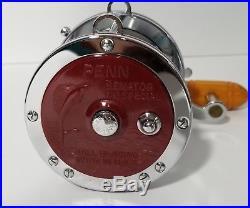 Vintage Penn Senator 4/0 Special 113H Conventional Fishing Reel EXCELLENT NICE