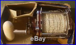 Vintage Penn Senator 6/0 High Speed Game / Boat Reel Trolling Reel