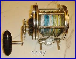 Vintage Penn Senator 6/0 Saltwater Conventional Fishing Reel 114