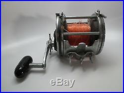 Vintage Penn Senator 9/0 Fishing Reel Big Game Saltwater Pre Owned USA