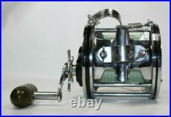 Vintage Penn Senator 9/0 Saltwater Big Game Fishing Reel Green handle
