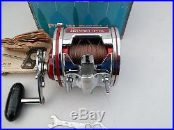 Vintage Penn Senator II 6/0 Big Game Sea Fishing Reel