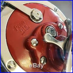 Vintage Penn Senator Reel 114H 6/0 Big Game Reel Made in USA