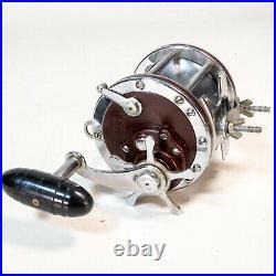Vintage Penn Senator Special 113H High Speed Fishing Reel 4/0 Nice Shape