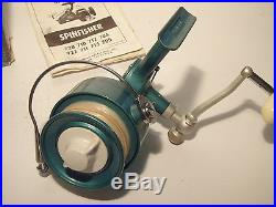 Vintage Penn Spinfisher 704 Spinning Reel (boxed)