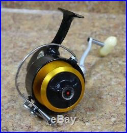 Vintage Penn Spinfisher 710 Spinning Fishing Reel w Extra Spool Free Shipping