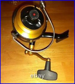 Vintage Penn Spinfisher 710 Z Saltwater Spinfisher Spinning Fishing Reel Don