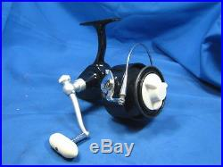 Vintage Penn Spinfisher 711 Black Spinning Reel Rareist of the Rare