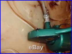 Vintage Penn Spinfisher (greenie) 704 Surf/Boat Spinning Reel- USA- Must See