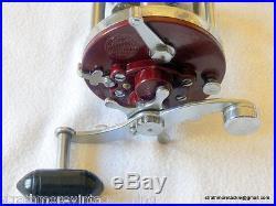 Vintage Penn Squidder 140 M Multiplier reel Made in USA Mint Boxed etc Unused
