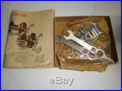 Vintage Penn Squidder 140 Saltwater Reel WithBox, Xtra Spool, Bracket