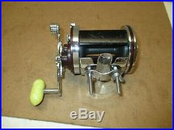 Vintage Penn Squidder 140 With Newell Spool & Posts Made In USA