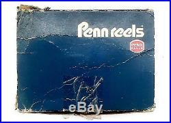 Vintage Penn Super Mariner Deep Sea 49L Made in USA benutzt, im guten Zustand
