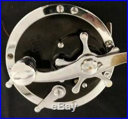 Vintage Penn Super-Mariner Fishing Reel 49M New in Box with Copper Line Nice