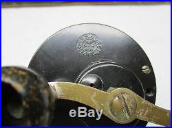 Vintage Penn Trade Reel 250yd Conventional Reel in USA Unmarked & RARE
