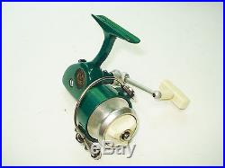 Vintage Penn Ultralight 716 Green Spinning Reel Excellent Condition
