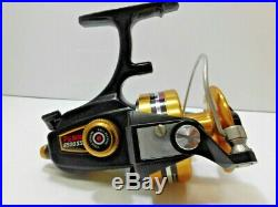 Vintage RARE! PENN Spin Fisher 6500SS Spinning reel Very Good condition in Box