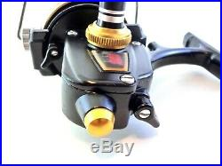 Vintage Rare! PENN Spin Fisher 6500-SS Spinning reel + Spare spool Very good