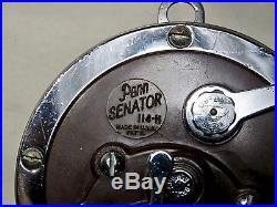 Vintage USA PENN Senator 114H 6/0 BIG GAME Conventional Saltwater Fishing Reels