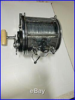 Vintage Used PENN SENATOR 16/0 Saltwater Big Game Fishing Reel