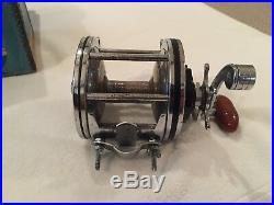 Vintage Used Penn Senator 6/0 Big Game Fishing Reel